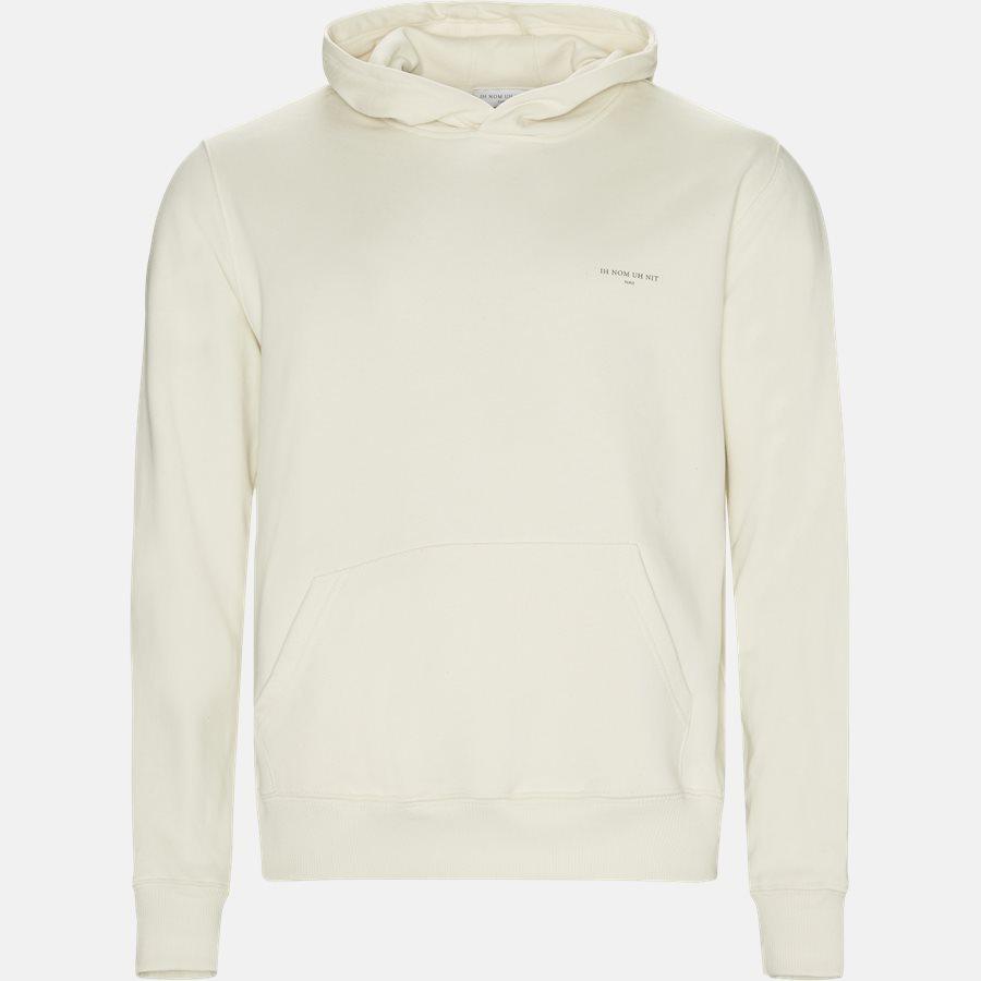 NUW18209 - sweat - Sweatshirts - Oversized - OFF WHITE - 1